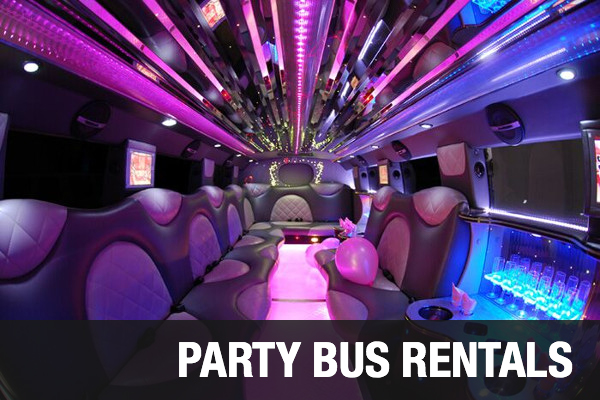 Party Bus Rentals Minneapolis