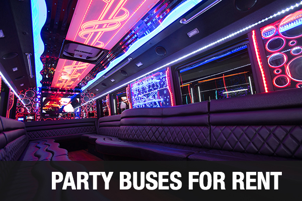 Party Bus Minneapolis