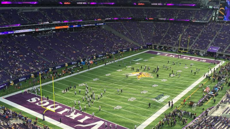 Party Bus Service Us Bank Stadium Minneapolis