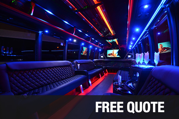 Party Buses For Rental Minneapolis