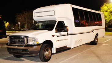 15 Passenger Party Bus Lakeville Mn
