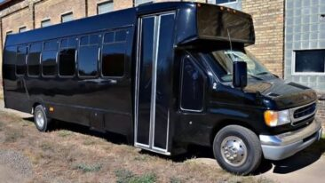 20 Passenger Party Bus Eagan Mn