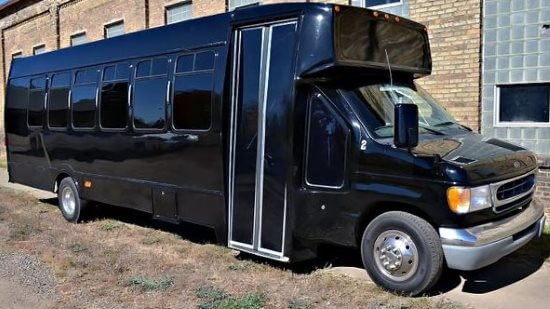 20 Passenger Party Bus Maplewood Mn