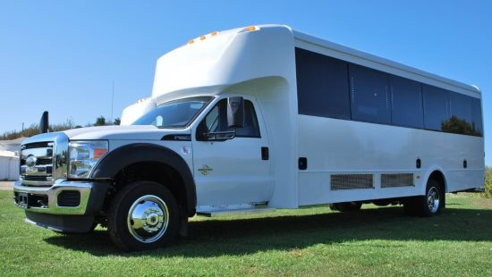 30 Passenger Party Bus Coon Rapids Mn