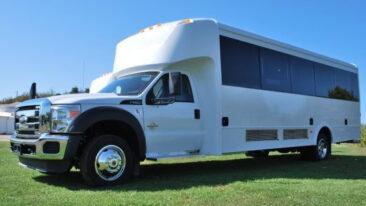 30 Passenger Party Bus Lakeville Mn
