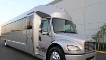 40 Passenger Party Bus Maple Grove Mn